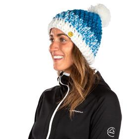 La Sportiva Terry Berretto Donna, blu/bianco